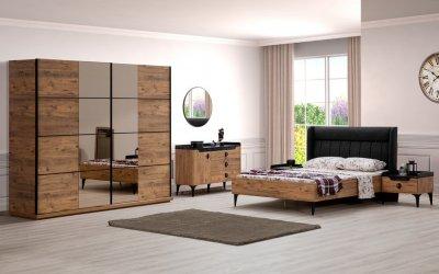Спалнята – място за почивка и релакс.