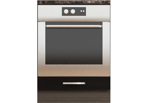 Modul inferior Eleanor B7 - corp pentru cuptor incorporabil - Module de bucatarie