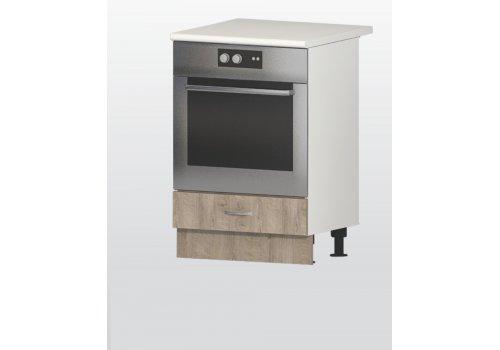 Modul inferior Havana V7 stejar Norte - corp pentru cuptor incorporabil - Module de bucatarie
