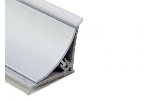 Алуминиева водобранна лайсна - 400см - Аксесоари за кухня
