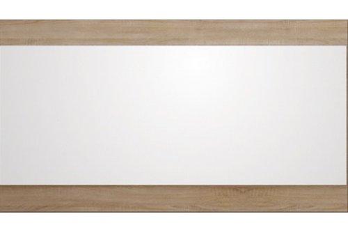 Oglinda Doris - stejar Sonoma si wenge - Oglinzi