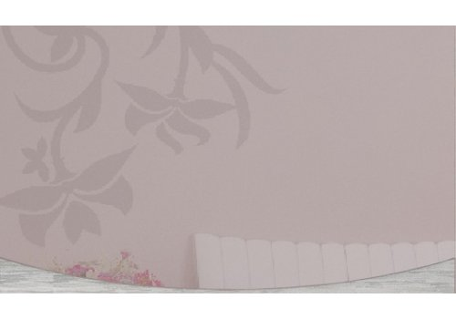 Oglinda Siena N - stejar Blanco si vanata - Oglinzi