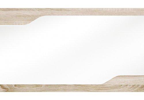 Oglinda Viena - Sonoma inchis si alb - Oglinzi
