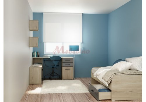 Mobilier copii City 5020 - Seturi de dormitoare pentru copii