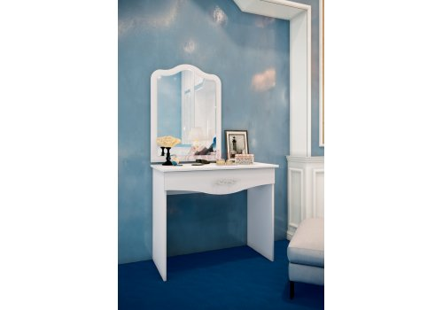 Masuta de toaleta cu oglinda City 3048 - Comode