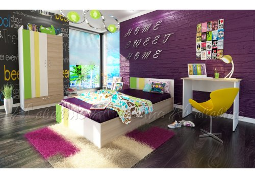 Детско обзавеждане Марио  - Мебели за Детска стая