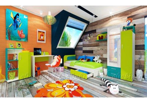 Mobiliar pentru copii Nemo - Camera copiilor