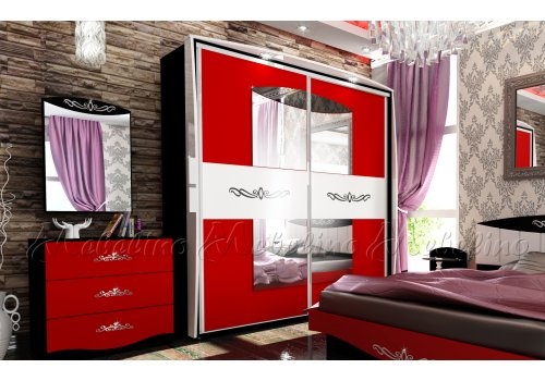 Dulap Carmen - Dulapuri de dormitor