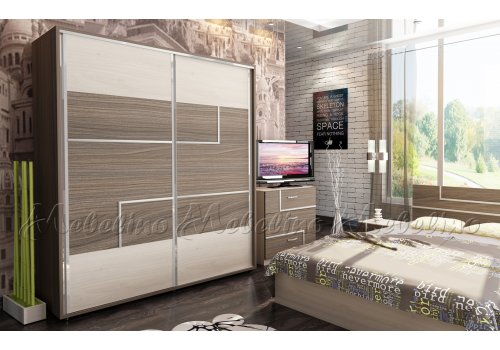 Dulap Torino - Dulapuri de dormitor