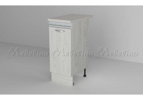 Долен шкаф с врата и рафт Д2 - Кухненски модули