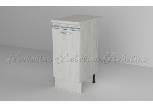 Долен шкаф с врата и рафт Д3 - Кухненски модули