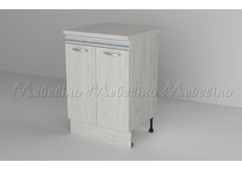 Долен шкаф с две врати и рафт Д5 - Кухненски модули