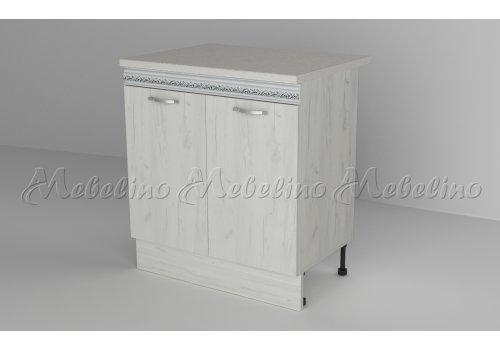 Долен шкаф с две врати и рафт Д6 - Кухненски модули