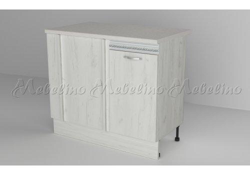Долен шкаф за ъгъл с врата и рафт Д8 - Кухненски модули