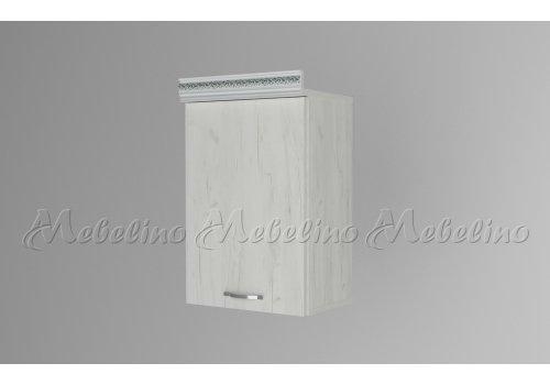 Горен шкаф с врата и рафт Г4 - Кухненски модули