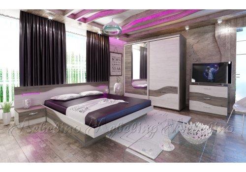 Mobilier dormitor Aramo - Comparare Produse