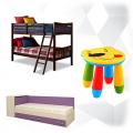 Mobilier pentru camera copiilor