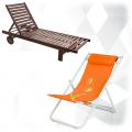 Sezlonguri si scaune de plaja
